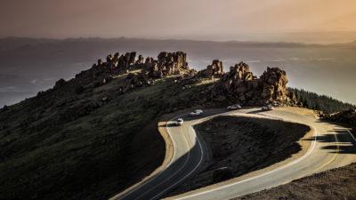Permalänk till:Audi e-tron effektiva energiåtervinning testas på Pikes Peak