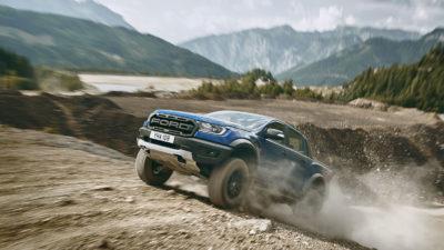 Permalänk till:Ford utmanar med nya Ranger Raptor