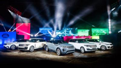 Permalänk till:Helt nya Range Rover Evoque