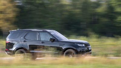 Permalänk till:Land Rover Discovery 5, terränglimousinen