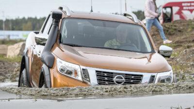 Permalänk till:Nissan Navara för den seriöse offroadern