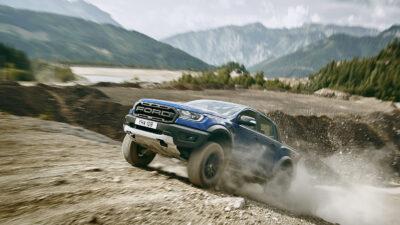 Permalänk till:Ford Ranger i Raptor-version