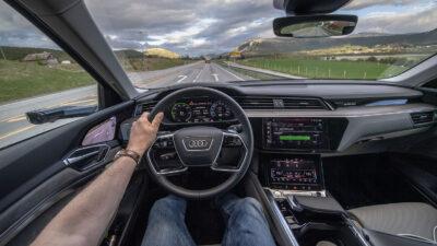 Permalänk till:125 mil med Audi e-tron på ett dygn