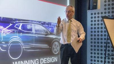 Permalänk till:Qashqai föddes på Nissan Design Center i London