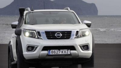 Permalänk till:Nissan Navara AT32, seriös offroader