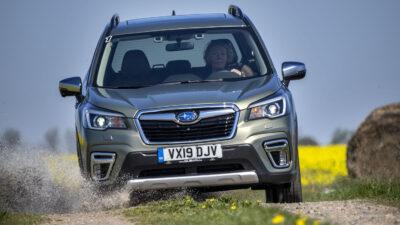 Permalänk till:Subaru med boxermotor 4WD och elhybrid