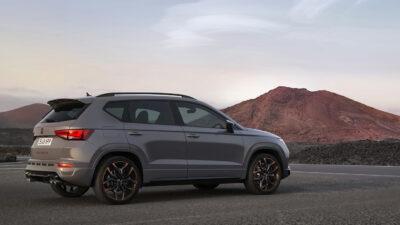 Permalänk till:Design och prestanda För Cupra-SUV