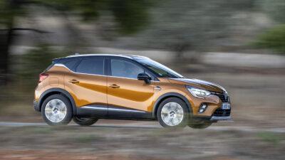 Permalänk till:Renault Captur high tech och laddhybrid