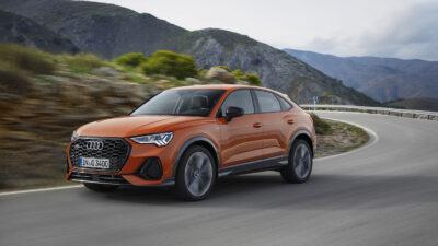 Permalänk till:Audi Q3 Sportback, lilla Q8:an