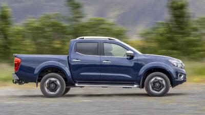 Permalänk till:Nissan Navara stärker sin ställning som proffsens pickup